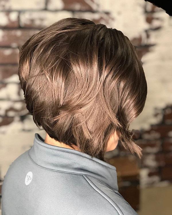 Choppy Bob Haircuts