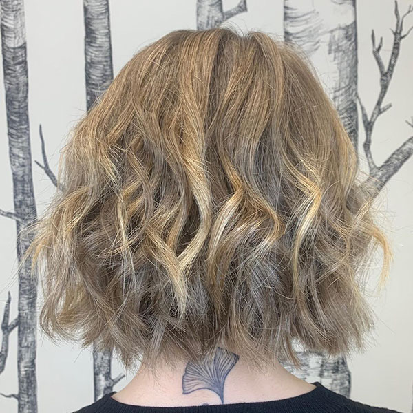 Choppy Bob Hair Styles