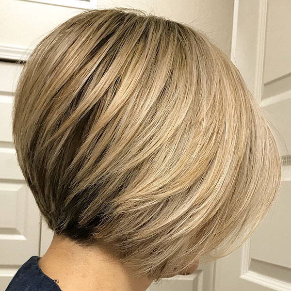 Textured Bob Hairstyles