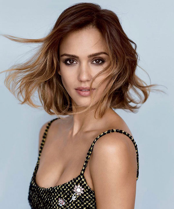 Messy Bob Hairstyle Images