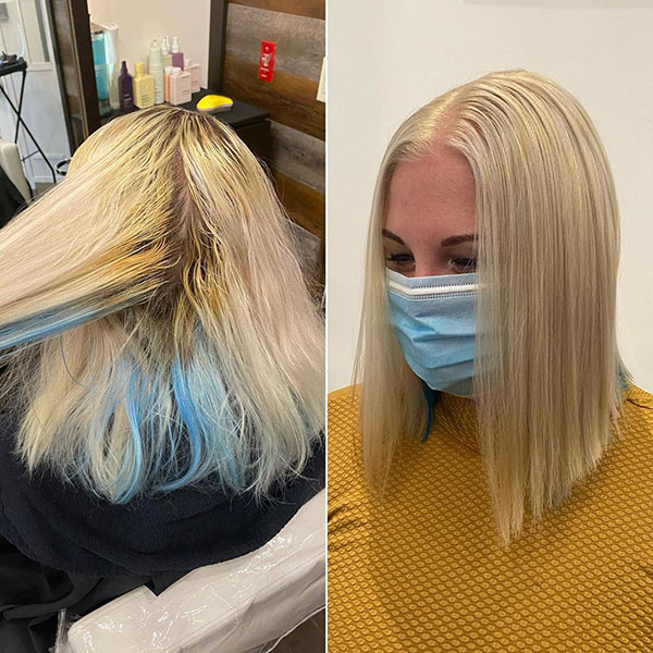 Examples Of Medium Straight Bob Haircuts