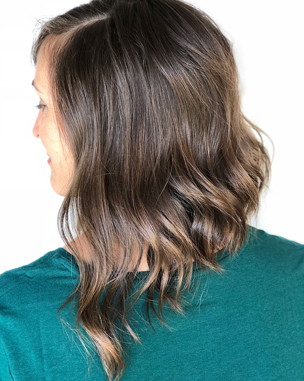 Pics Of Medium Lob Hairstyles