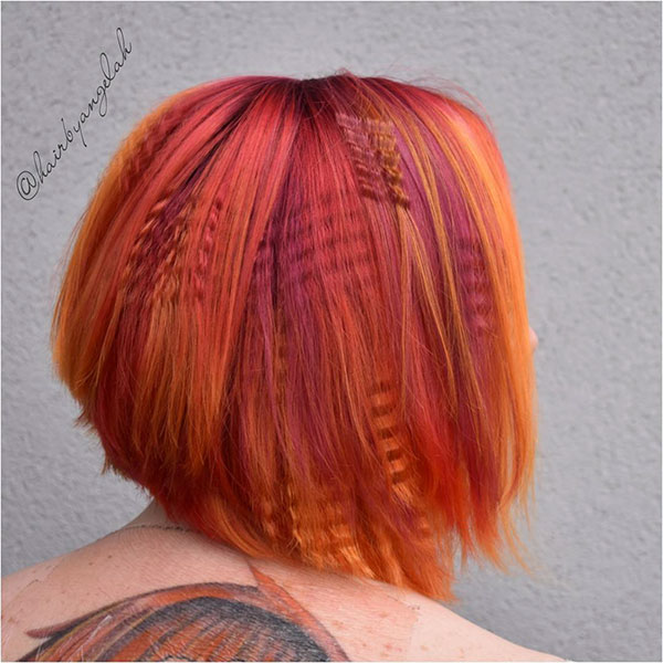 Pictures Of Short Inverted Bob Haircuts