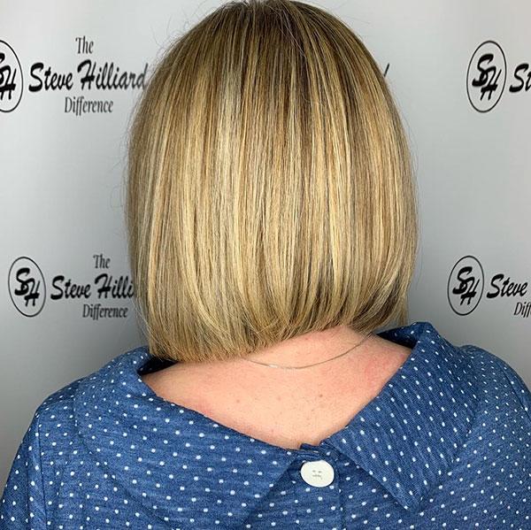 Medium Straight Bob Haircuts