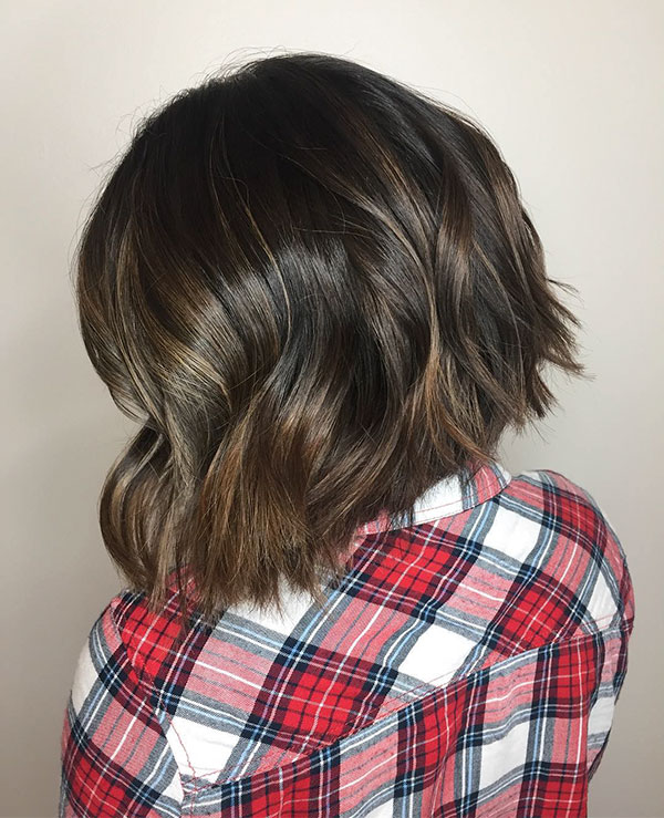 Hairstyles For Short Inverted Bob