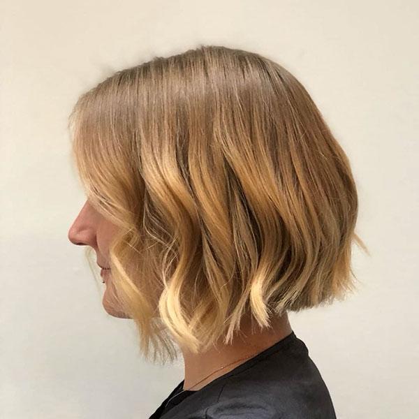 Short Blunt Bob Hairstyles