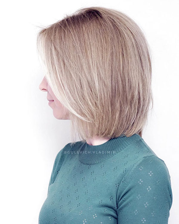 Short Blunt Bob Hairstyles For Women