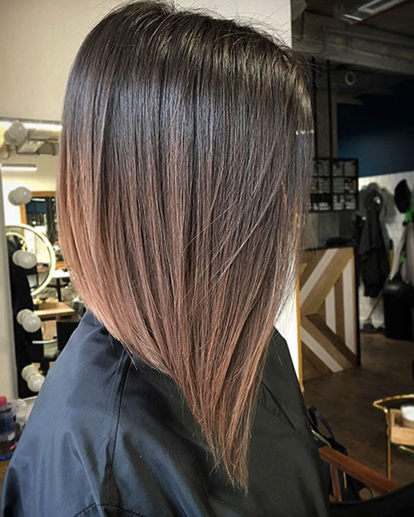 Lob Hairstyles For Medium Hair